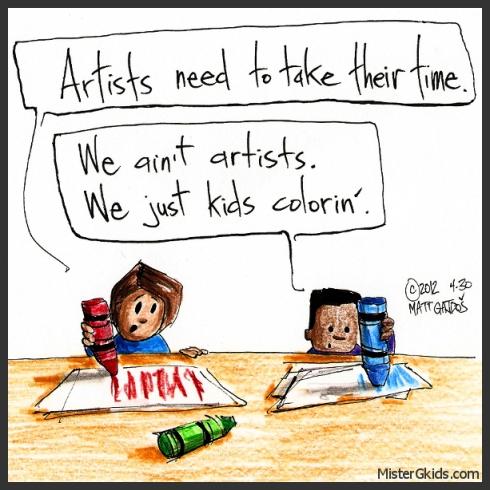 artists frame