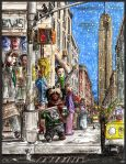 walking down the street –compressed